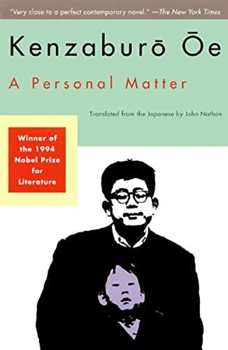 9780802150615: A Personal Matter