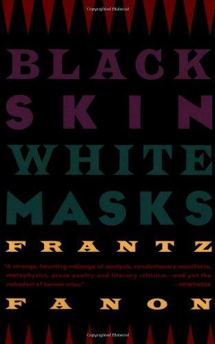 9780802150844: Black Skin, White Masks