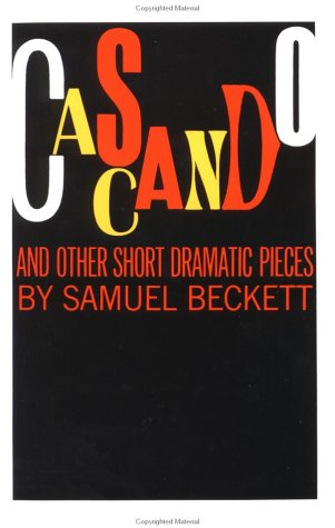 9780802150998: Cascando and Other Short Dramatic Pieces