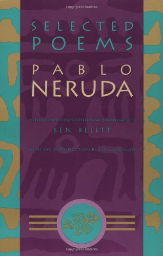 9780802151025: Selected Poems: Pablo Neruda (English and Spanish Edition)