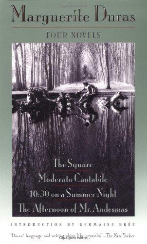 Four Novels By Marguerite Duras - The: Marguerite Duras