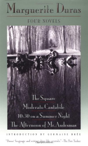 9780802151117: Four Novels: The Square / Moderato Cantabile / 10:30 on a Summer Night / The Afternoon of Mr. Andesmas