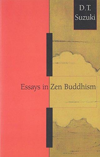 9780802151186: Essays in Zen Buddhism, First Series