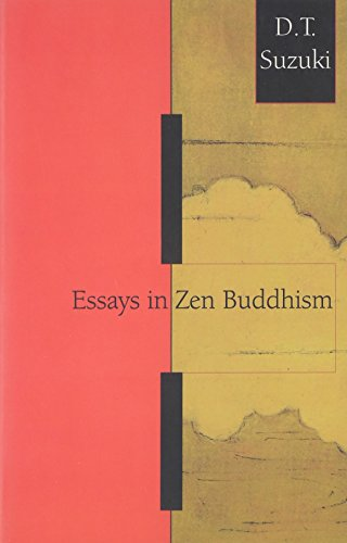 9780802151186: Essays in Zen Buddhism, First Series