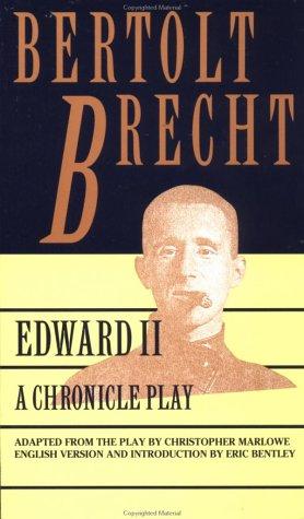9780802151476: Edward II: A Chronicle Play (Brecht, Bertolt)