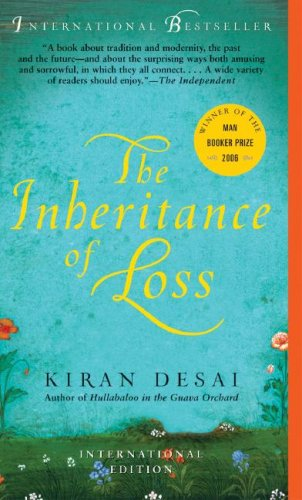 The Inheritance of Loss: Kiran Desai