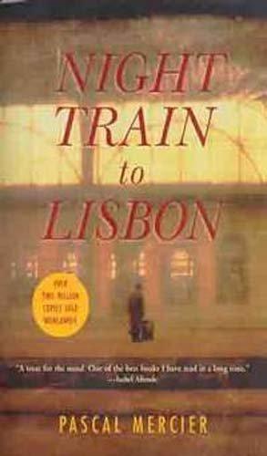 9780802165091: Night Train to Lisbon (Intl)