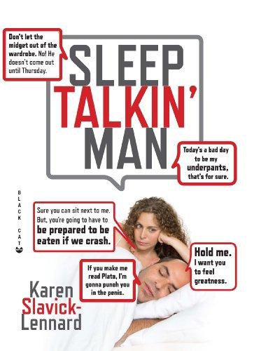 9780802170934: Sleep Talkin' Man