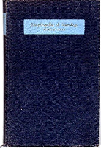 Encyclopedia of Astrology: Nicholas deVore