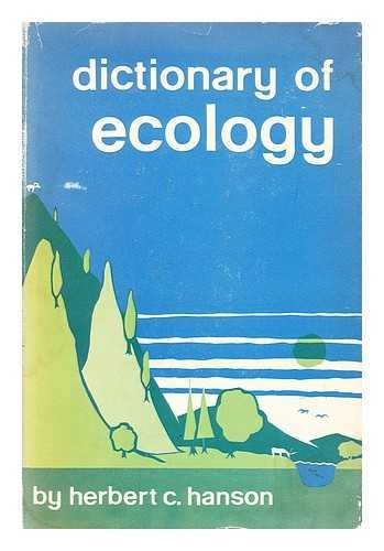 9780802206749: Dictionary of Ecology.