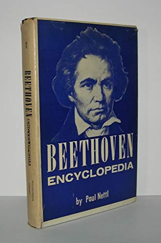 9780802211903: Beethoven Encyclopedia