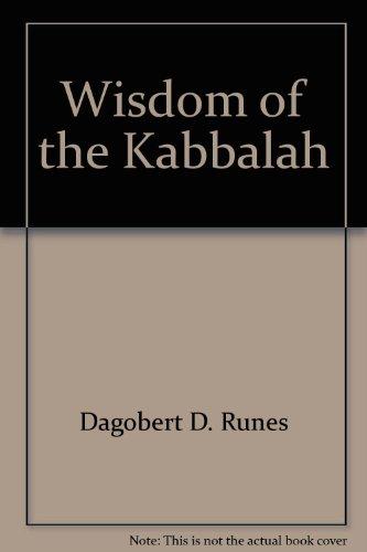 9780802214584: Wisdom of the Kabbalah