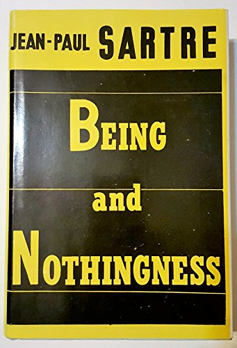 9780802214867: Being and Nothingness