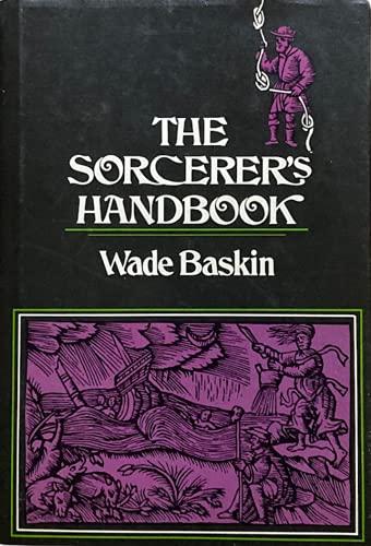 9780802221124: The Sorcerer's Handbook