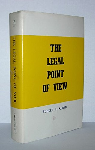 9780802221278: The legal point of view,