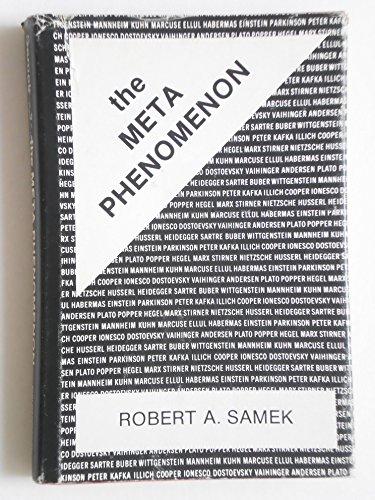 The meta phenomenon: Samek, Robert A