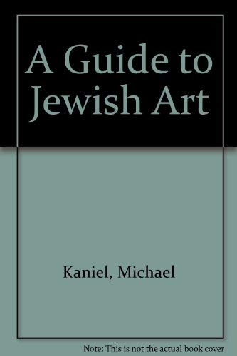 9780802225535: A Guide to Jewish Art