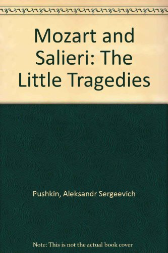9780802312822: Mozart and Salieri: The Little Tragedies (English and Russian Edition)