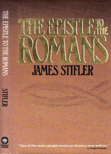 9780802402684: The Epistle to the Romans