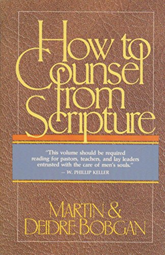 9780802403735: How to Counsel from Scripture