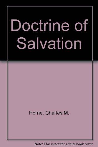 9780802404244: Doctrine of Salvation
