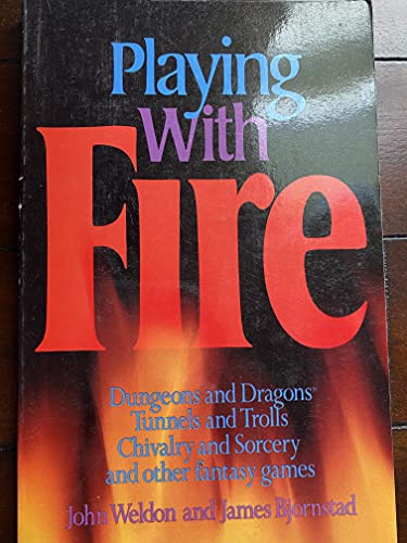 9780802404251: Playing with Fire