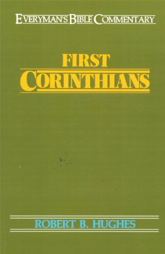 9780802404473: First Corinthians- Everyman's Bible Commentary (Everyman's Bible Commentaries)