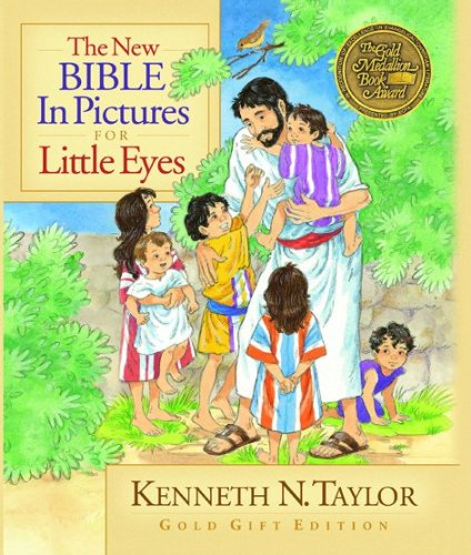 9780802406859: Bible in Pictures for Little Eyes