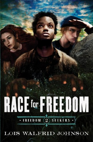 9780802407177: Race for Freedom (Freedom Seekers)