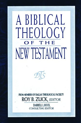 9780802407351: A Biblical Theology of the New Testament