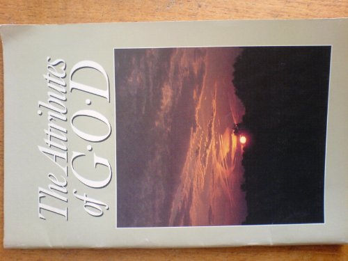 The Attributes of God (Christian Living Series): Richard S. Sisson,