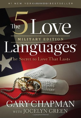 9780802407696: The 5 Love Languages Military Edition: The Secret to Love That Lasts