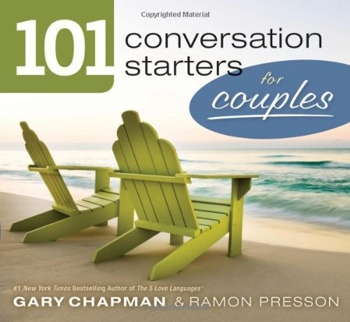 9780802408372: 101 Conversation Starters for Couples