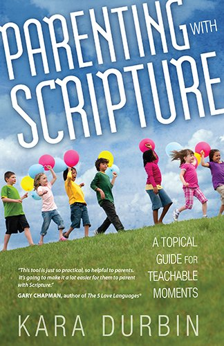 9780802408495: Parenting with Scripture PB