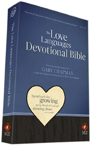 9780802408549: The Love Languages Devotional Bible, Soft Touch Edition