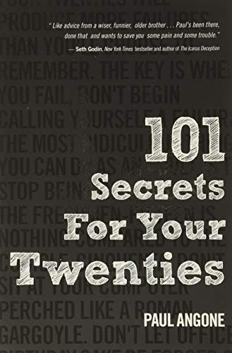 9780802410849: 101 Secrets For Your Twenties PB