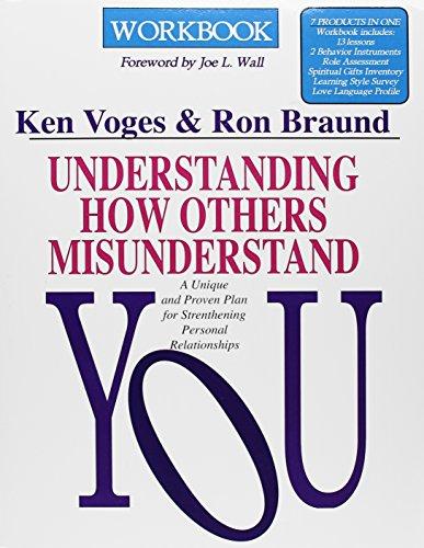 9780802411297: Understanding How Others Misunderstand You: Workbook
