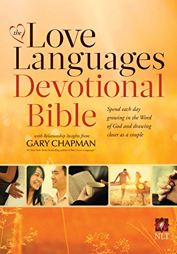 9780802412164: The Love Languages Devotional Bible, Hardcover Edition