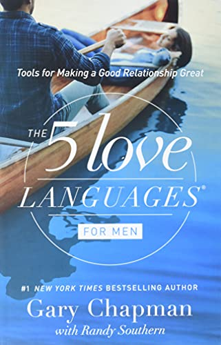 9780802412720: The 5 Love Languages for Men: Tools for Making a Good Relationship Great