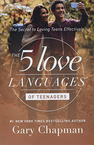 9780802412843: The 5 Love Languages of Teenagers: The Secret to Loving Teens Effectively