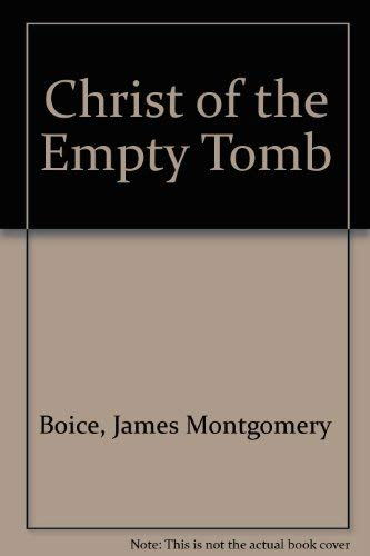 9780802413048: Christ of the Empty Tomb