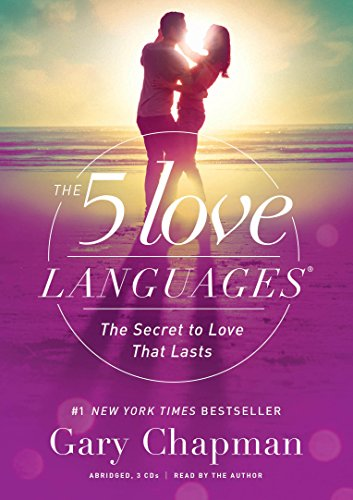 9780802413789: The 5 Love Languages Audio CD: The Secret to Love That Lasts