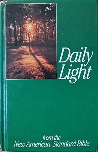 9780802417404: Daily light
