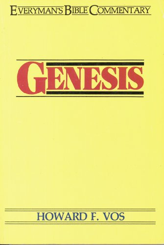 9780802420015: Genesis (Everyman's Bible Commentary Series)