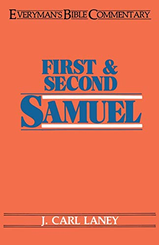 9780802420107: First & Second Samuel- Everyman's Bible Commentary (Everyman's Bible Commentaries)