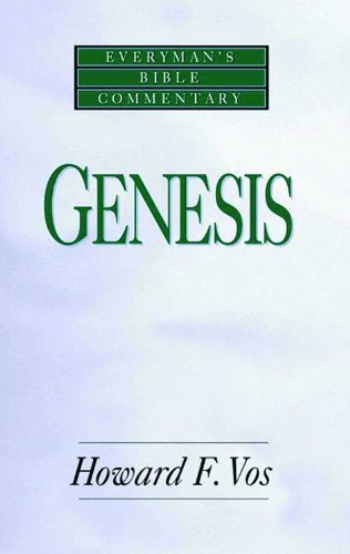 9780802420992: Genesis- Everyman's Bible Commentary (Everyman's Bible Commentaries)
