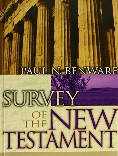 9780802424839: Survey of the New Testament
