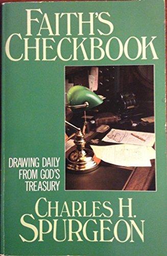 9780802425874: Faith's Checkbook