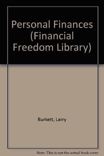 9780802426055: Personal Finances (Financial Freedom Library)