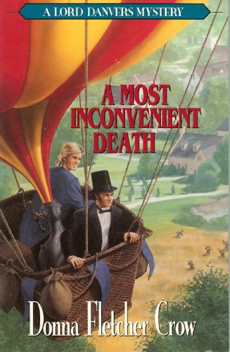 9780802427106: A Most Inconvenient Death (A Lord Danvers Mystery)